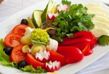 Овощное ассорти банкетное